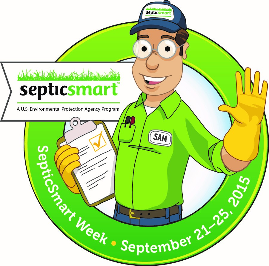 Promote SepticSmart Week on September 21-25