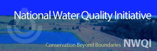 Today at 2pm! USDA NRCS Webinar on NWQI Watershed Planning