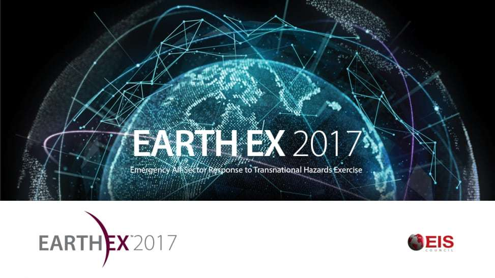 INVITATION TO PARTICIPATE IN EARTH EX CROSS-SECTOR POWER OUTAGE EXERCISE