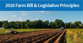 USDA Releases 2018 Farm Bill and Legislative Principles