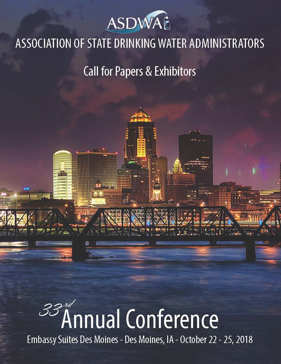 ASDWA Annual Conference: 2018