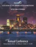 Submit Your Abstracts for ASDWA's Annual Conference