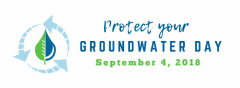 September 2018 Events to Promote Groundwater Protection