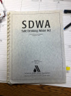 22nd Anniversary of Signing of 1996 SDWA on August 6th