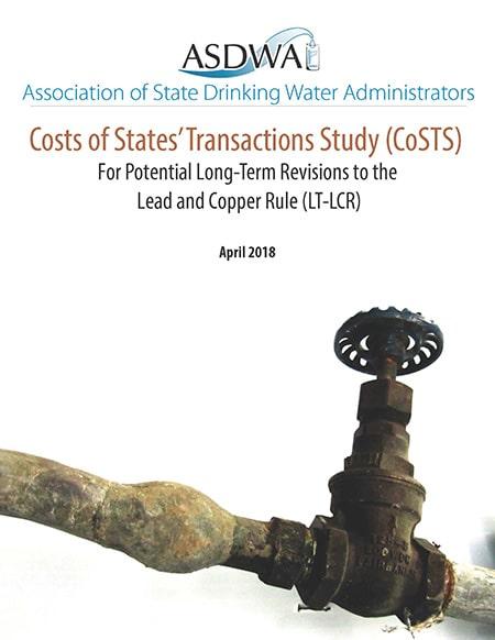 ASDWA Reports - Association of State Drinking Water