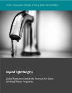 Report Raises Significant Concerns with Flat Federal Funding For Drinking Water