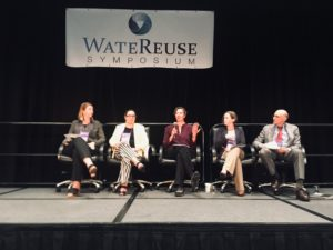 Plenary Panel on State of the States Wraps Up WateReuse Symposium