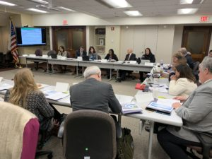 NDWAC Meeting Covers a Broad Range of Issues
