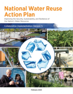EPA Releases National Water Reuse Action Plan: Collaborative Implementation (Version 1)