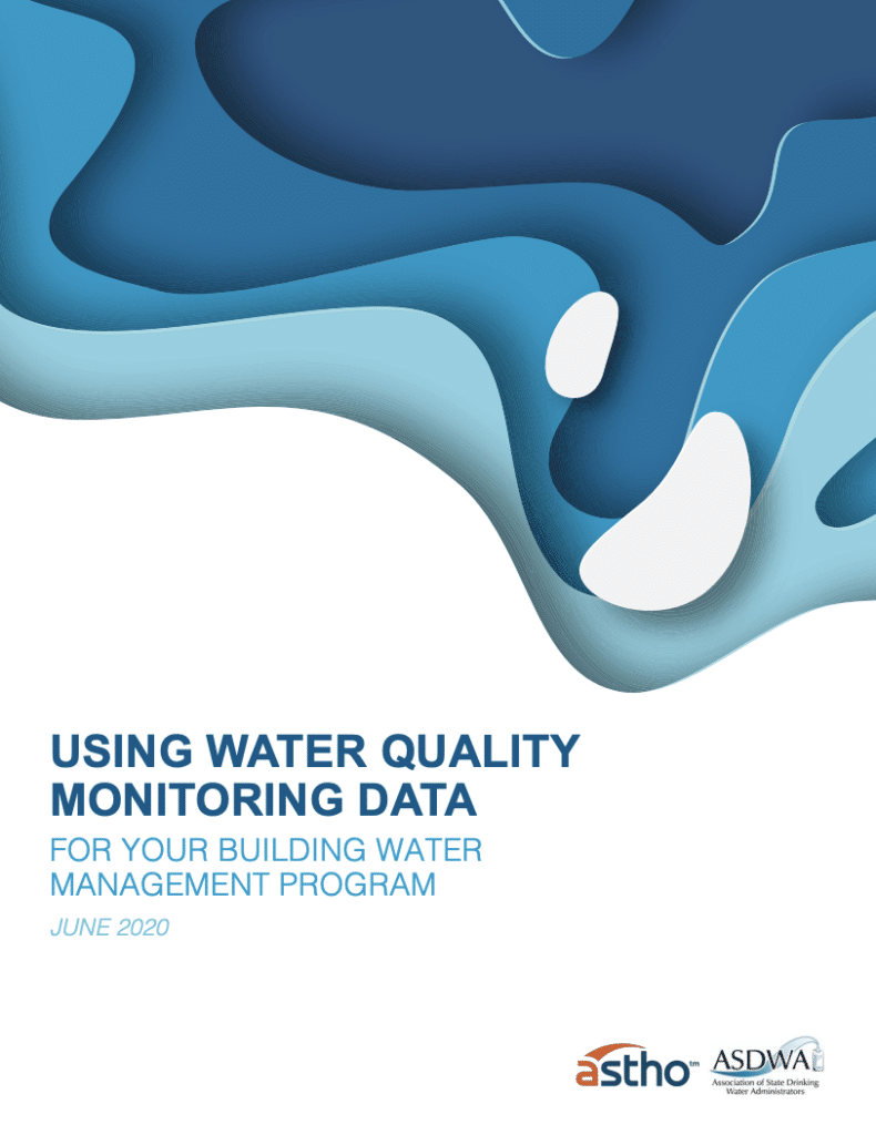 ASTHO and ASDWA Release Factsheet for Building Water Systems on Water Quality Monitoring