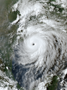 Hurricane Laura's Impact on Water Systems