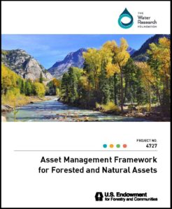 WRF Report on Water Utility Asset Management Framework for Including Forested and Natural Assets