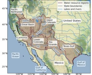 New USGS Climate Study on Future Streamflow Declines and Challenges in Southwestern US