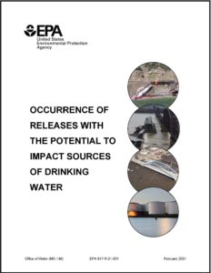 EPA Publishes Report on Occurrence of Spills and Releases to Source Water