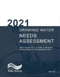 California Releases SAFER Drinking Water Needs Assessment Results