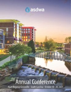 Join us in South Carolina for ASDWA's 36thAnnual Conference