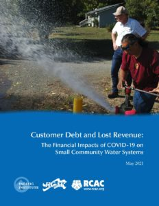 New Report on Small Systems Customer Debt and Declining Revenue Impacts from COVID-19
