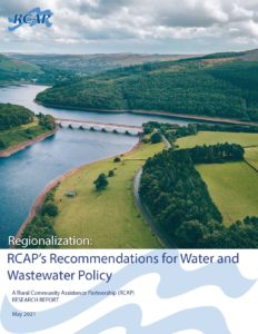 RCAP Releases Regionalization Policy Recommendations Report