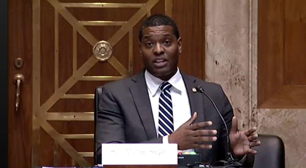 Regan Highlights Water Infrastructure Funding Requests in Senate Appropriations Hearing