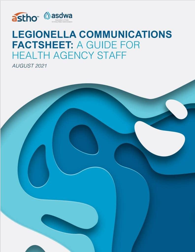 New Resource: Legionella Communications Factsheet